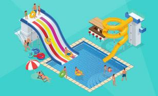 Leto v aquaparkoch nekončí
