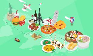 Gastrocesta okolo sveta